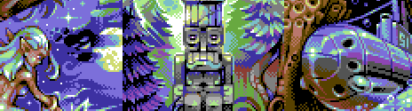 Tzigla c64 tiles by Vierbit