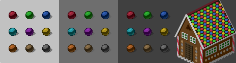Palette usage example by ermagix
