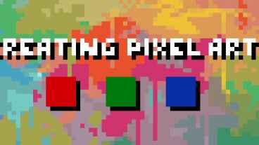 Pixel Art: Where to Start